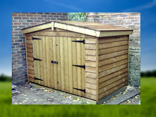 Mini Shed Range