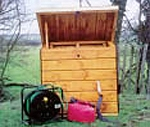 Topwood Garden Shed - That's Handy
