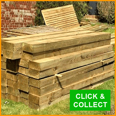 Softwood Sleepers For Sale