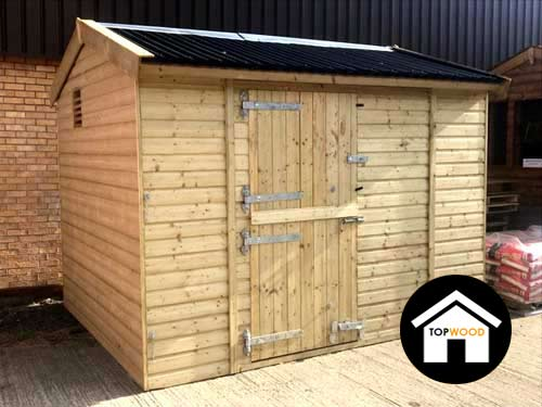 Topwood Timber Stables