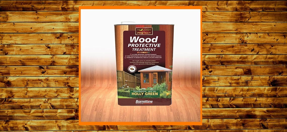 Barrettine Wood Protector