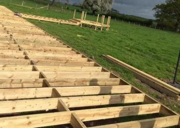 Customer Timber Project