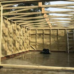 Sectional Cladding 38x20