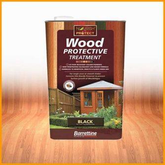 Barrettine Wood Treatment Green