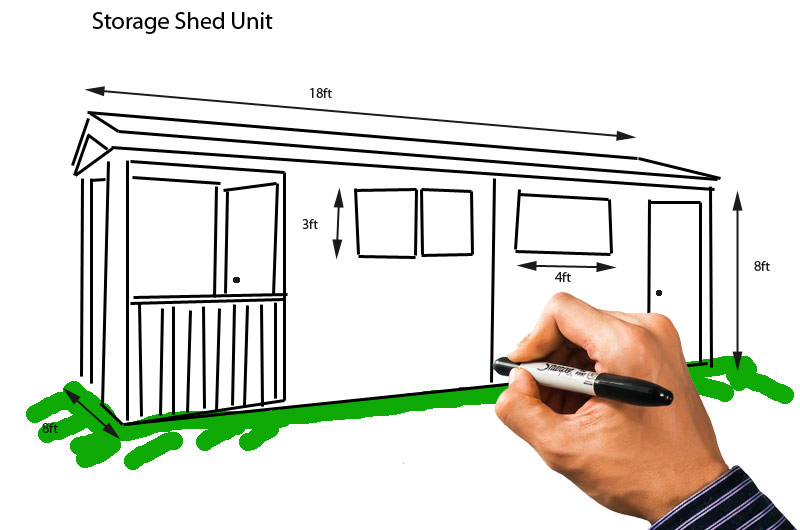 Sketch a Shed
