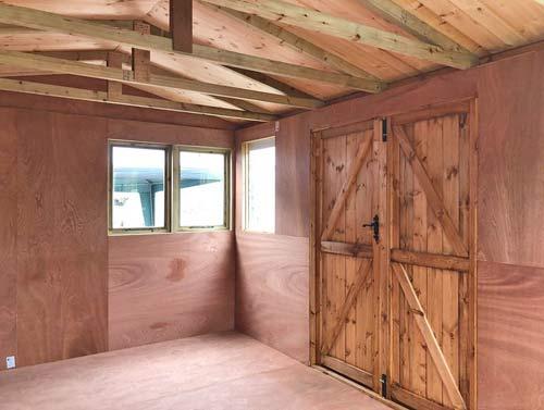 14X10 Sectional Workshop/Storage Building