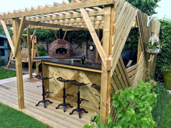 Outdoor Bar Kitchen & BBQ