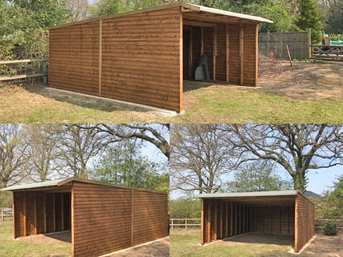 Field Shelter 18x14ft