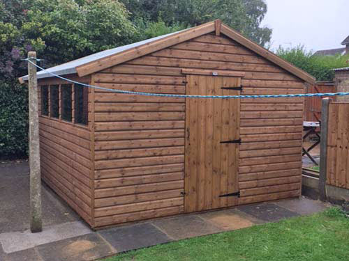 Jay Shed 10x10